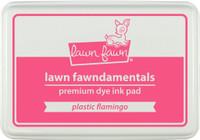 Lawn Fawn Ink Pad - Plastic Flamingo