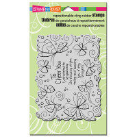 Stampendous Cling Stamp - Cheer You