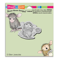 Stampendous: House Mouse Stamps- Chive Chewing