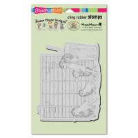 Stampendous: House Mouse Stamps- Frozen Treat