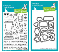 Lawn Fawn Stamps & Dies Bundle - So Smooth