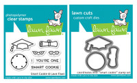 Lawn Fawn Stamps & Dies Bundle - Smart Cookie