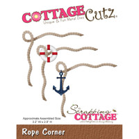 CottageCutz Die - Rope Corner