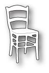 Memory Box Poppystamps Dies - Kitchen Chair