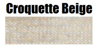 Seam Binding Ribbon (5 Yards) - Croquette Beige