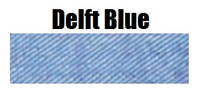 Simply Defined Seam Binding Ribbon (5 Yards) - Delft Blue