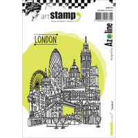Carabelle Studio Cling Stamp A6 - London