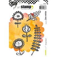 Carabelle Studio Cling Stamp A6 - Strange Nature
