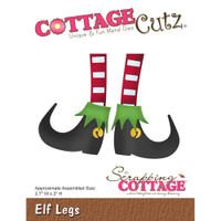 CottageCutz Die - Elf Legs