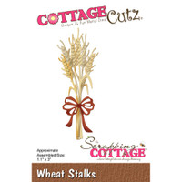 CottageCutz Die - Wheat Stalks