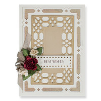Spellbinders Card Creator - Ravenna