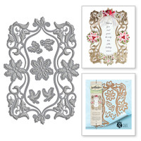 Spellbinders Shapeabilities by Stacey Caron - Christmas Dove Frame