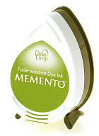 Memento Dew Drop Ink Pad - Pear Tart