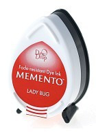 Memento Dew Drop Ink Pad - Lady Bug