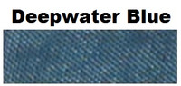 Seam Binding Ribbon (5 Yards) - Deepwater Blue