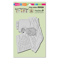 Stampendous Cling Rubber Stamp - Dearest One