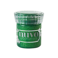 Tonic Studios - Nuvo Glimmer Paste - Emerald Green