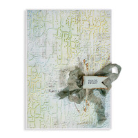 Spellbinders Embossing Folders by Seth Apter - Blistered