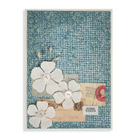 Spellbinders Embossing Folders by  Tammy Tutterow  -  Horsehair