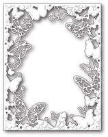 Memory Box Craft Die - Fantasy Butterfly Frame