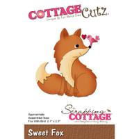 CottageCutz Die - Sweet Fox