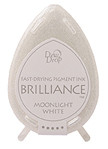 Dew Drop Brilliance Inks - Pearlescent Moonlight White