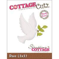 CottageCutz Die - Dove Made Easy