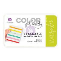 Prima, Color Philosophy Dye Inks - Wasabi