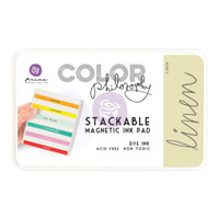 Prima, Color Philosophy Dye Inks - Linen