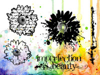 Visible Image Stamps - Imperfection is Beauty