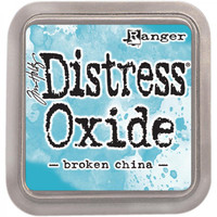 Tim Holtz Distress Oxide Ink Pads by Ranger - Broken China