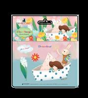 Craft Consortium  Kori Kumi by Santoro  Character Stamp A6 - Dreamboat