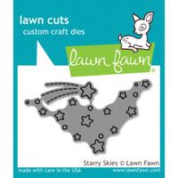 Lawn Cuts Custom Craft Die - Starry Skies