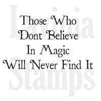 Lavinia Stamps - Believe in Magic