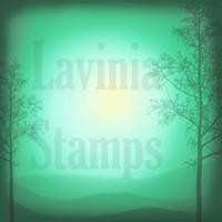 Lavinia Stamps - SceneScapes 4/pkg: Spring Mist