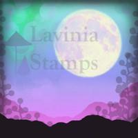Lavinia Stamps - SceneScapes 4/pkg: Summer Haze
