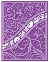 Simply Refined Dies - The Flip Side, Vintage Rose