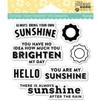 Hampton Art Jillibean Soup  Clear Stamp - My Sunshine