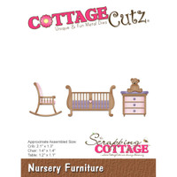 Cottagecutz Die - Nursery Furniture
