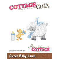 Cottagecutz Die - Sweet Baby Lamb