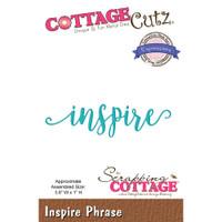 CottageCutz Expressions Plus Die - Inspire