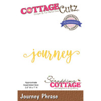 CottageCutz Expressions Plus Die - Journey