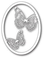 Memory Box Craft Die - Avezzano Butterflies
