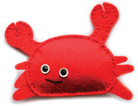 Memory Box Craft Die - Plush Cute Crab