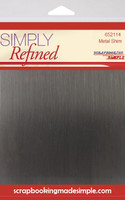Simply Refined Metal Shim