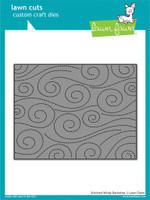 Lawn Cuts Custom Craft Die - Stitched Windy Backdrop