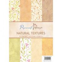 Wild Rose Studio, Papercraft House - Natural Textures