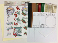 Find-It 3D Dot and Do: Jeanine's Art Christmas Classics Kit #2