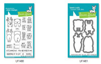 Lawn Fawn Clear Stamps and Dies Bundle - For You, Deer