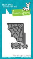 Lawn Fawn Dies - Cute Cobweb